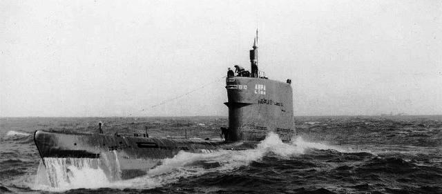 ПЛ Б-73